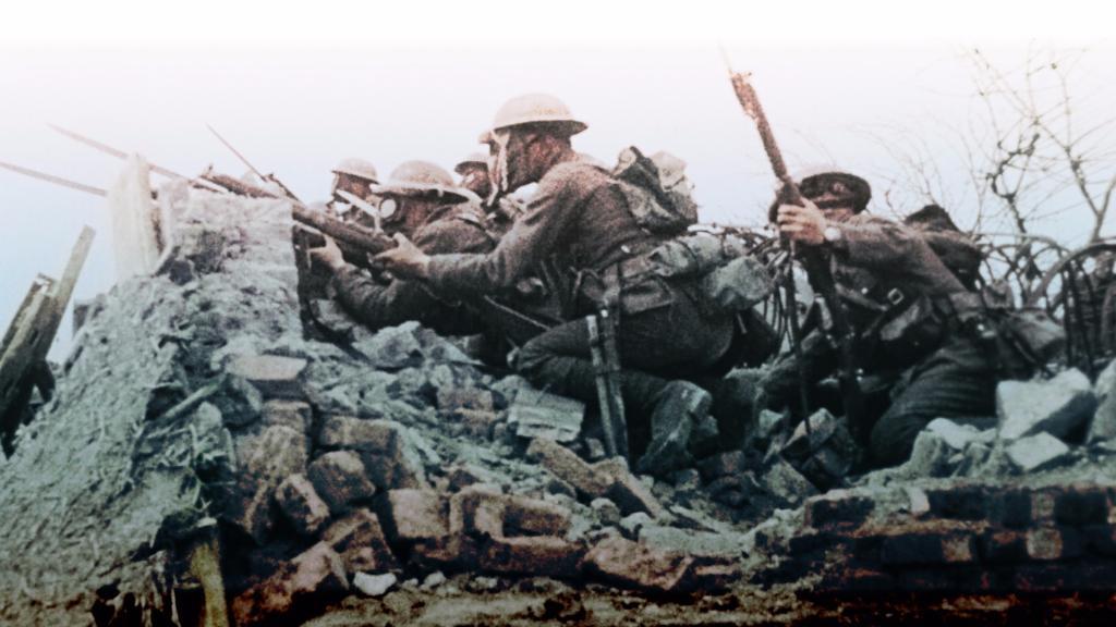 Apokalipszis: az első világháború - NYITÓLAP - A National ...